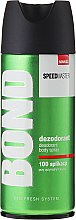 Парфюми, Парфюмерия, козметика Спрей дезодорант - Bond Speedmaster Deo Spray