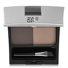 Парфюми, Парфюмерия, козметика Пудра за вежди - Make Up Factory Eye Brow Powder