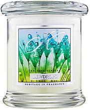 Парфюми, Парфюмерия, козметика Ароматна свещ в бурканче - Kringle Candle Dewdrops