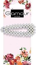 Парфюмерия и Козметика Фиба за коса, 417612, перлена - Glamour