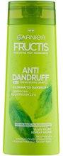 Парфюми, Парфюмерия, козметика Шампоан за коса - Garnier Fructis Antidandruff 2 in 1 Shampoo
