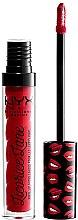 Парфюми, Парфюмерия, козметика Гланц за устни - Nyx Professional Makeup Licorice Lane Lip Gloss