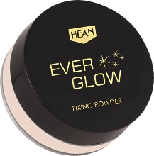 Парфюмерия и Козметика Изсветляваща пудра за лице - Hean Ever Glow Setting Powder