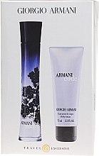 Парфюми, Парфюмерия, козметика Giorgio Giorgio Armani Armani Code - Комплект (парф. вода/75ml + лосион за тяло/75ml)