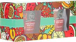 Парфюмерия и Козметика Комплект - Organic Shop Body Desserts (body/mousse/450ml + scr/450ml)