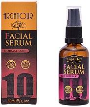 Парфюми, Парфюмерия, козметика Серум за нормална кожа на лицето - Arganour Arganour Facial Serum Normal Skin