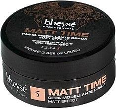 Парфюми, Парфюмерия, козметика Матова паста за коса - Renee Blanche Bheyse Matt Time