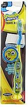 Парфюми, Парфюмерия, козметика Детска четка за зъби, жълта - VitalCare Sponge Bob Toothbrush