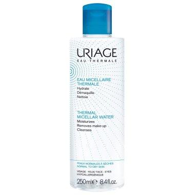Почистваща вода за суха до нормална кожа - Uriage Make-Up Remover Water