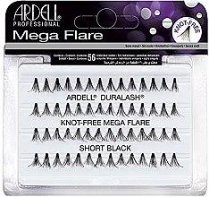 Парфюми, Парфюмерия, козметика Комплект мигли на снопчета - Ardell Duralash Knot Mega Flare Short Black