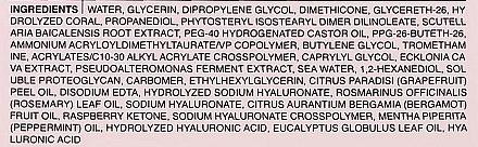 Овлажняващ гел за лице - It's Skin Hydra Routine Refresh Gel — снимка N4