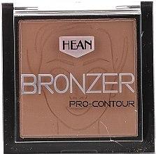 Парфюмерия и Козметика Бронзант за лице - Hean Pro-contour Bronzer