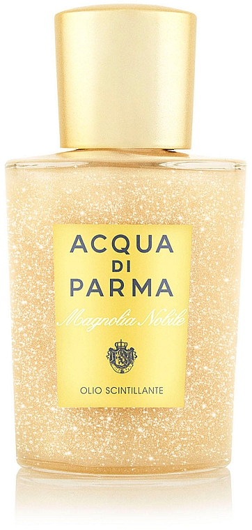 Acqua di Parma Magnolia Nobile - Озаряващо масло за тяло — снимка N2