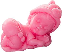 """Парфюмерия и Козметика Детски сапун """"Бебе на възглавничка"""", розово - LaQ Happy Soaps"""