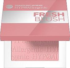 Парфюми, Парфюмерия, козметика Руж за лице - Bell HYPOAllergenic Fresh Blush
