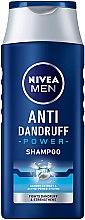 Парфюмерия и Козметика Шампоан против пърхот за мъже - Nivea For Men Anti-Dandruff Power Shampoo