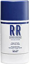 Парфюмерия и Козметика Измиващ стик за лице - Reuzel Refresh & Restore Clean & Fresh Solid Face Wash Stick