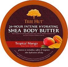"""Парфюмерия и Козметика Масло за тяло """"Тропическо манго """" - Tree Hut Body Butter"""