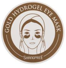 Парфюмерия и Козметика Хидрогел маска за околоочния контур - Shangpree Gold Hydrogel Eye Mask