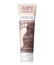Парфюми, Парфюмерия, козметика Изглаждащ скраб за крака - Miraculum Gracja Smoothing Foot Scrub