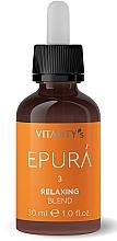 Парфюмерия и Козметика Успокояващ концентрат за коса - Vitality's Epura Relaxing Blend
