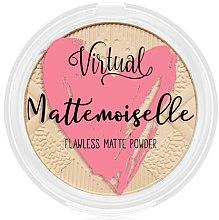 Парфюми, Парфюмерия, козметика Матираща пудра за лице - Virtual Mattemoiselle Flawless Matte Powder