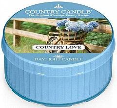 Парфюми, Парфюмерия, козметика Чаена свещ - Country Candle Country Love