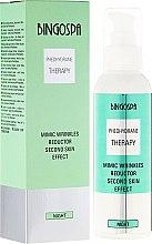 Парфюми, Парфюмерия, козметика Крем за лице - BingoSpa Mimic Wrinkles Reductor Second Skin Effect