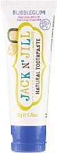 Парфюмерия и Козметика Детска паста за зъби с вкус на дъвка - Jack N' Jill