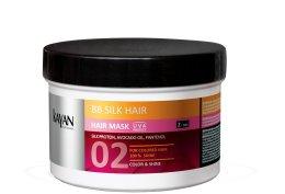 Парфюмерия и Козметика Маска за боядисана коса - Kayan Professional BB Silk Hair Mask