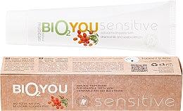 Парфюми, Парфюмерия, козметика Натурална паста за чувствителни зъби - Bio2You Sensitive Natural Toothpaste
