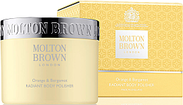 Парфюмерия и Козметика Molton Brown Orange & Bergamot Radiant Body Polisher - Скраб за тяло