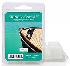 Парфюмерия и Козметика Восък за арома лампа - Kringle Candle Wax Melts Aqua