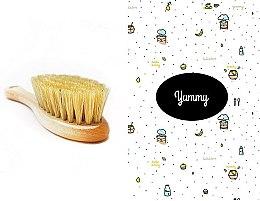 Парфюми, Парфюмерия, козметика Комплект за деца - LullaLove Yummy (четка за коса + шал)