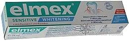 Парфюмерия и Козметика Паста за зъби - Elmex Professional Sensitive Whitening Teeth