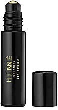Парфюмерия и Козметика Серум за устни - Henne Organics Lip Serum