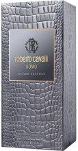 Парфюми, Парфюмерия, козметика Roberto Cavalli Uomo Silver Essence - Гел за душ