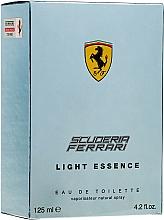 Парфюмерия и Козметика Ferrari Light Essence - Тоалетна вода