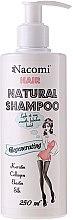 Парфюмерия и Козметика Шампоан за коса - Nacomi Natural Regenerating Shampoo