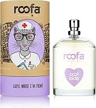 Парфюмерия и Козметика Roofa Cool Kids Zulima - Тоалетна вода за момичета