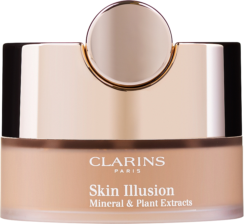 Минерална пудра на прах - Clarins Skin Illusion Loose Powder Foundation