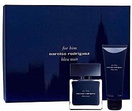 Парфюми, Парфюмерия, козметика Narciso Rodriguez For Him Bleu Noir - Комплект (тоа. вода/50ml + душ гел/200ml)