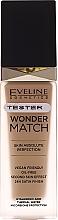 Парфюмерия и Козметика Фон дьо тен - Eveline Cosmetics Wonder Match (тестер)
