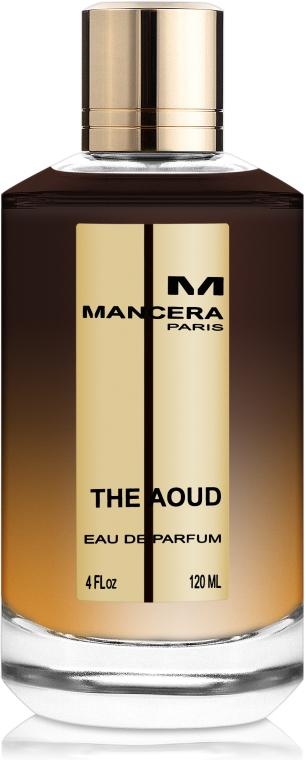 Mancera The Aoud - Парфюмна вода — снимка N1