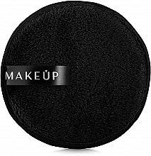 """Парфюмерия и Козметика Гъба за почистване на лице, черна """"My Cookie"""" - MakeUp Makeup Cleansing Sponge Black"""