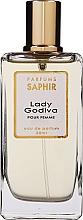 Парфюмерия и Козметика Saphir Parfums Lady Godiva - Парфюмна вода