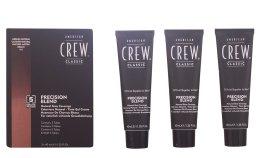 Парфюми, Парфюмерия, козметика Система за прикриване на сивата коса (ниво 4-5) - American Crew Classic Precision Blend Medium