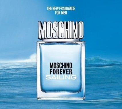 Moschino Forever Sailing - Тоалетна вода — снимка N4