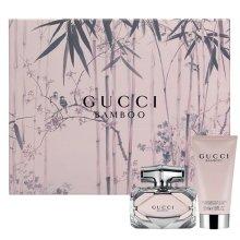 Парфюми, Парфюмерия, козметика Gucci Gucci Bamboo - Комплект (edp/30ml + b/lot/50ml)