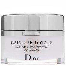 Парфюми, Парфюмерия, козметика Крем за лице против бръчки - Christian Dior Capture Totale Multi-Perfection Creme Light Texture